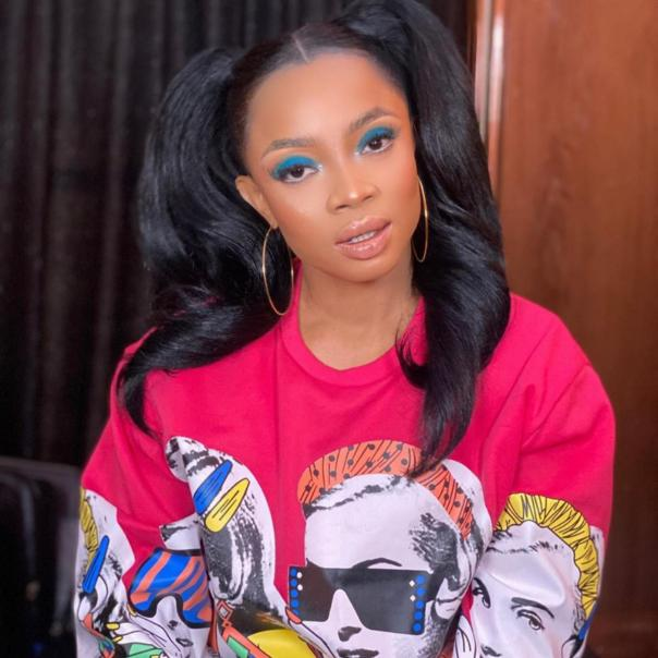 Cooking Not For Toke Makinwa