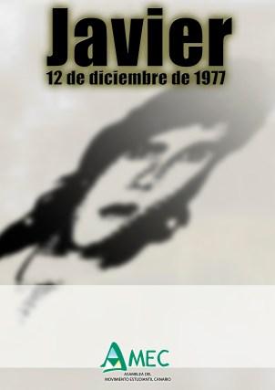cartel javier