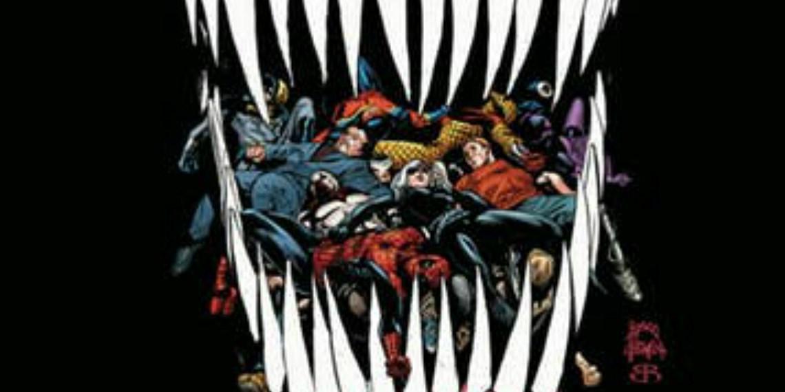ヴェノムとスパイダーマンのクロスオーバー『ヴェノム Inc.』を発表!