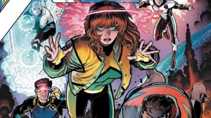 【ネタバレ注意!】『X-MEN:ブルー』#1で明かされた今後の展望と謎の三本爪の人物!