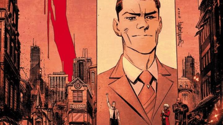 『バットマン:ホワイトナイト』が全8号に拡大!