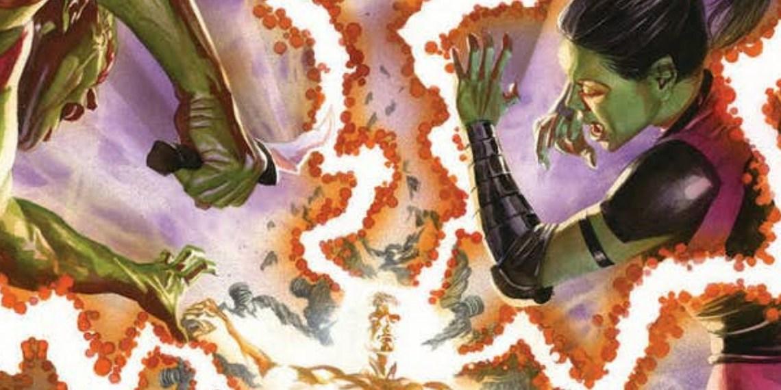 『ガーディアンズ・オブ・ザ・ギャラクシー』#150でアダム・ウォーロックが帰ってくる!