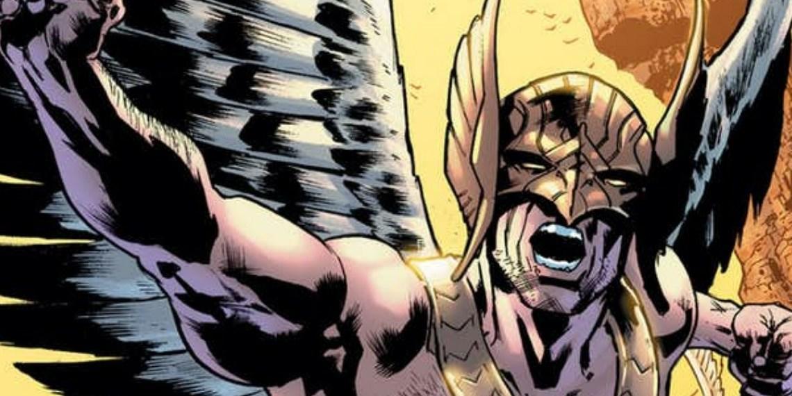 DCが新たな『ホークマン』シリーズを発表!