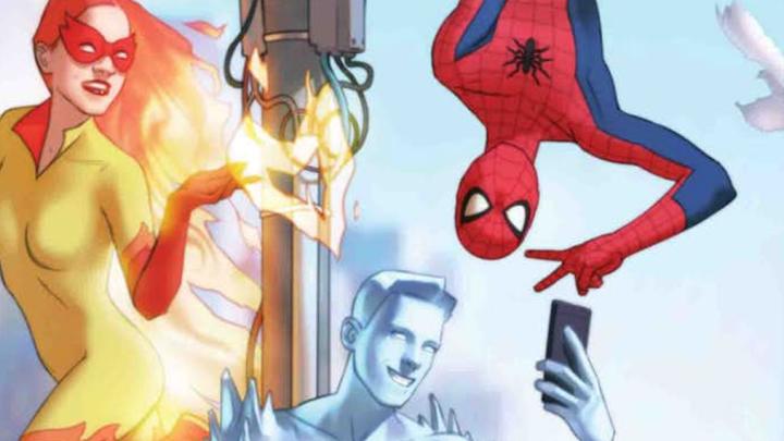 マーベルが『アイスマン』に『スパイダーマン&アメイジング・フレンズ』が登場することを発表!