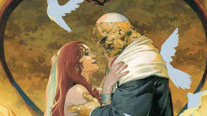 マーベルが『ファンタスティック・フォー』#5でシングとアリシアの結婚を発表!