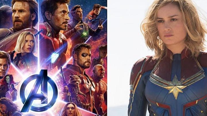 映画『アベンジャーズ4』と新たな『キャプテン・マーベル』の予告が今週公開か!?