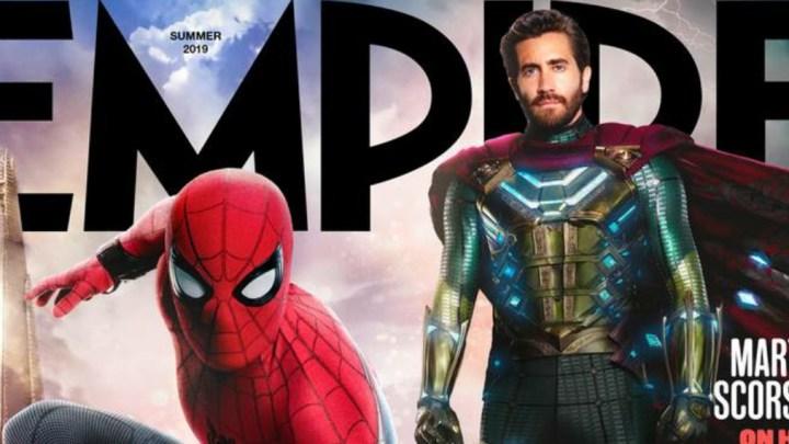 映画『スパイダーマン:ファー・フロム・ホーム』が表紙を飾る『エンパイア』のカバーが公開!