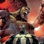 マーベルはシンビオートの神『ヌル』との決戦を描く『キング・イン・ブラック』を発表