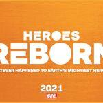 マーベルが『ヒーローズ・リボーン』のティザー画像を公開