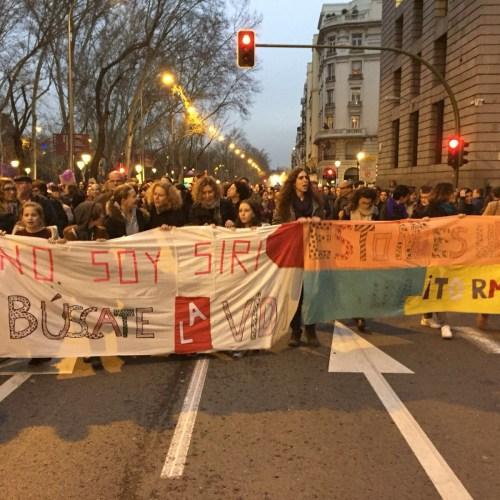 #8M Huelga Feminista