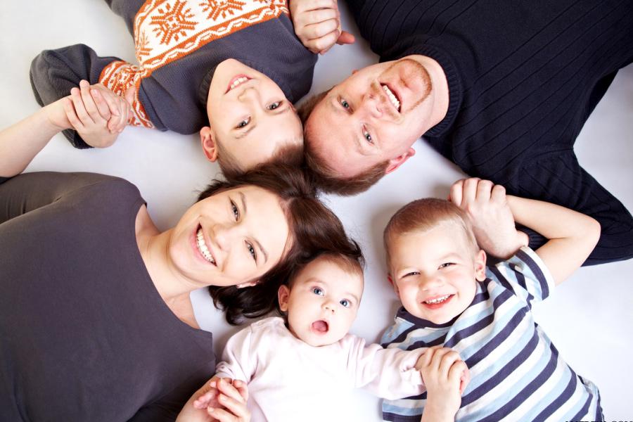 Лайфхаки от многодетной мамы: хитрости воспитания детей