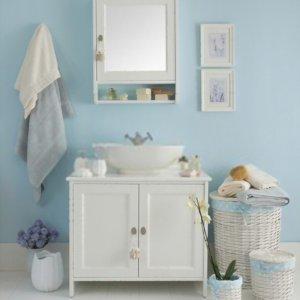 mueble baño clásico
