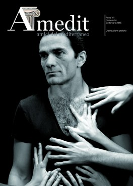 Cover Amedit n. 24 - Settembre 2015