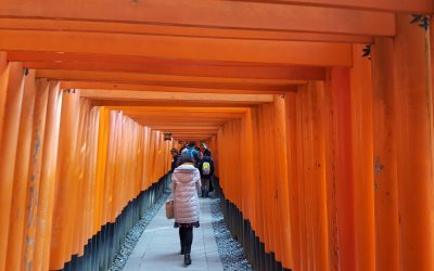 Shinto experience