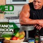 Podcast 194 AMED – La Importancia De La Nutrición En El Físicoculturismo Con Kevin Sánchez