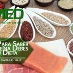 Podcast 297 AMED – 3 Consejos Para Saber Cuanta Proteína Debes Incluir En Tu Dieta