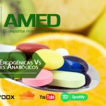 Podcast 369 AMED – Ayudas Ergogénicas Vs Esteroides Anabólicos