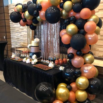 AMEE Event Planning Balloon Decor7