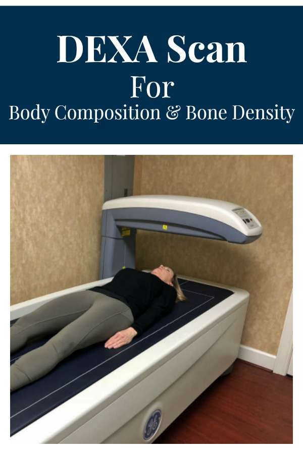 The benefits of a DEXA Scan for body fat testing and measuring bone density