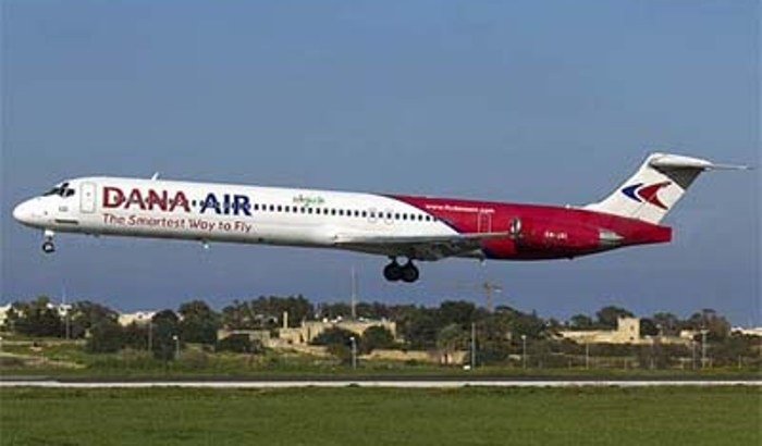 Dana Air to Recommence Daily Flights to Owerri