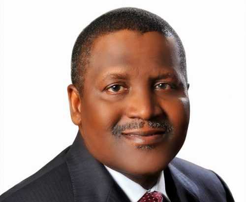 Local cement production saves Nigeria $2bn annually – Dangote