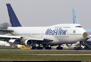 Nigerian Airline, Med-View, Barred From European Airspace