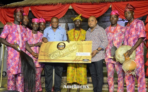 GOLDBERG EXCELLENCY TOUR: AYAN-GBAYI CLINCHES ADO EKITI GRAND PRIZE