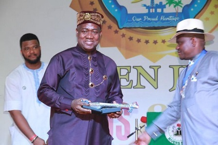 Rivers Statehonoured Volpi, Jonathan, 125 others