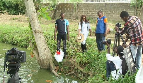 Chi Farms Partners with Nollywood to Train Farmers