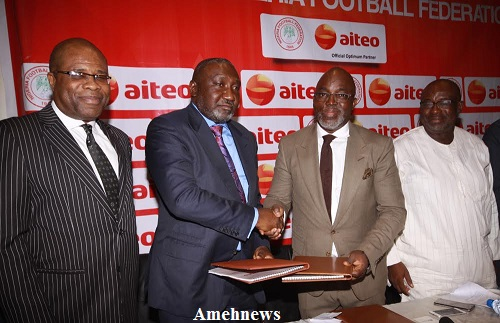 WHY AITEO'S SPONSORSHIP DEAL WITH NFF DESERVES ACCOLADES
