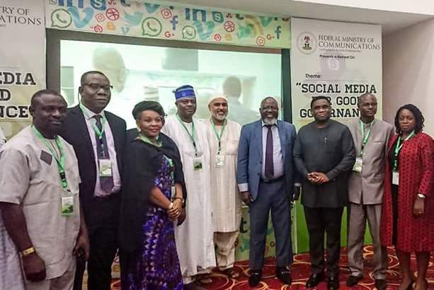 Communications Minister, Permanent Secretary, Stakeholders Commend NCC Use of Social Media Networks