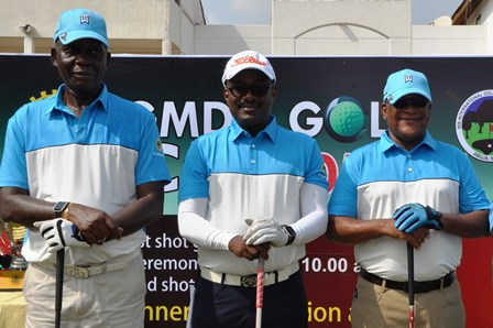 Oil and Gas Industry Stakeholders Applauds NNPC for Resuscitating GMD's Golf Cup Tournament