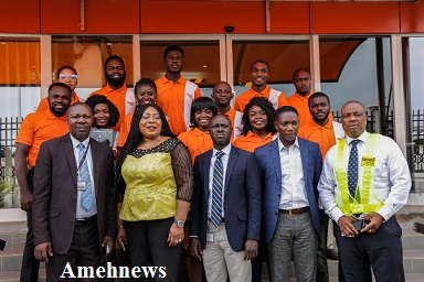 SIFAX Group boss groom Next Titan contestants withbusiness tips