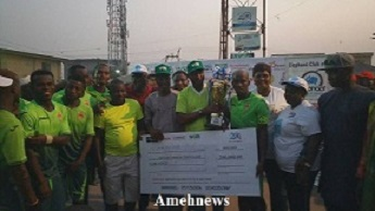 WGB Lauds 20th Agege Elephant Cup