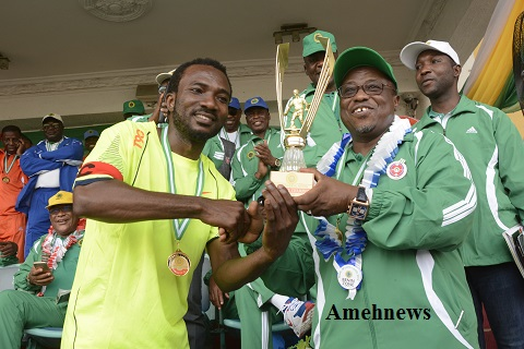 Baru Says Sports Aid Productivity, Service Delivery