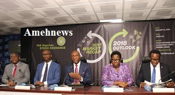 NSE Set to become a more agile and flexible demutualized securities exchange with bright 2018 Outlook