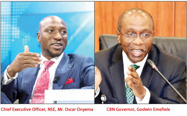 Special forex window, others attract N7.406tn investments to stocks