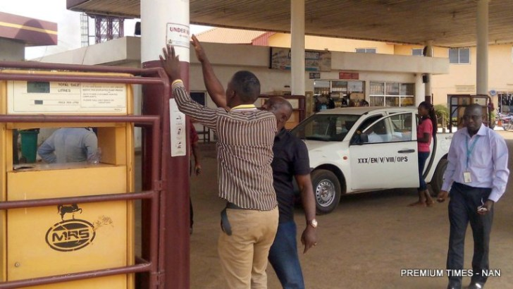 DPR seals four filling stations in Anambra for suspected diversion