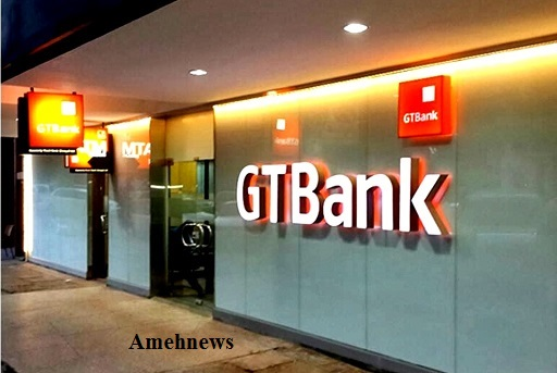 GT Bank Q1, 2018's Gross Earnings shows 4.65% higher to close at N108.97 billion