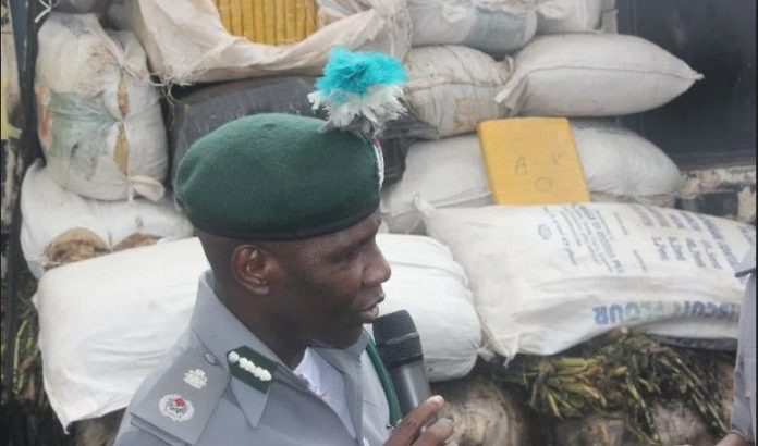 FOU IKEJA impounds N2bn contraband goods in two weeks