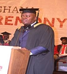 Valentine Ozigbo, MD/CEO Transcorp Hotels  Honours By Lancaster University