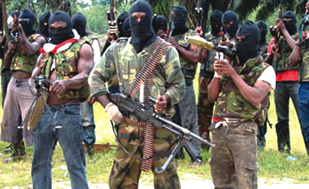 Gunmen kill five in Benue