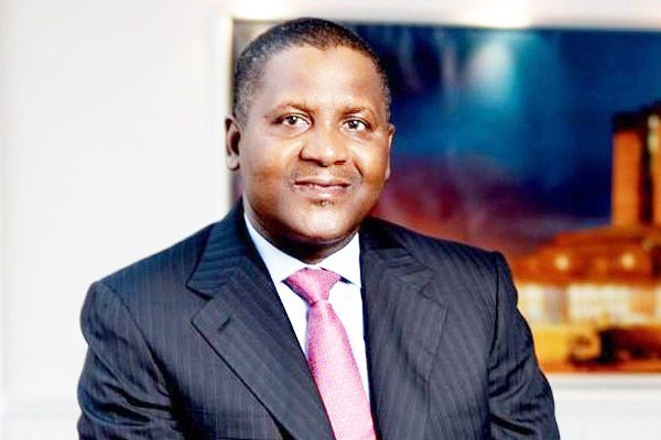 Dangote increases agric investments