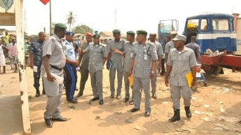Seme Area Command Generated Over 9.24Bn Naira In The Year 2018