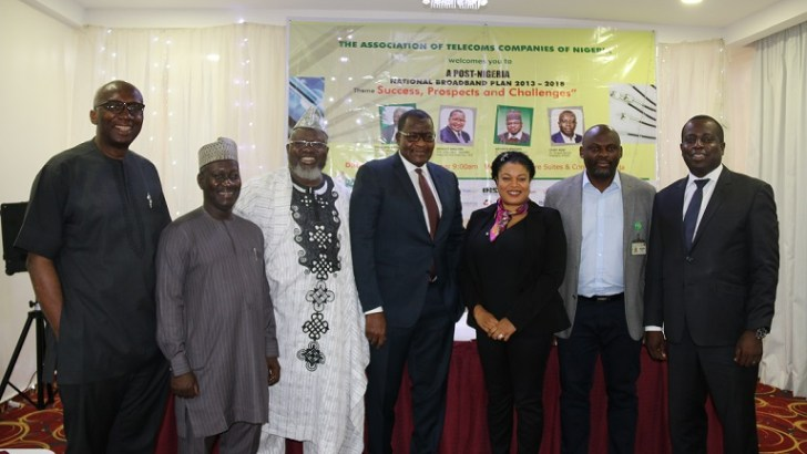 FG URGES STAKEHOLDERS TO SUPPORT BROADBAND PLANS FOR 2019-2023