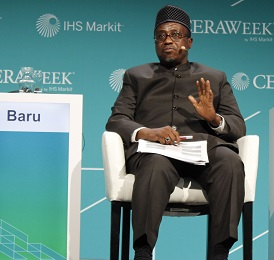t Houston, Baru Says 41Billion Barrels of Crude Oil Remain Untapped