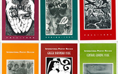 International Poetry Review