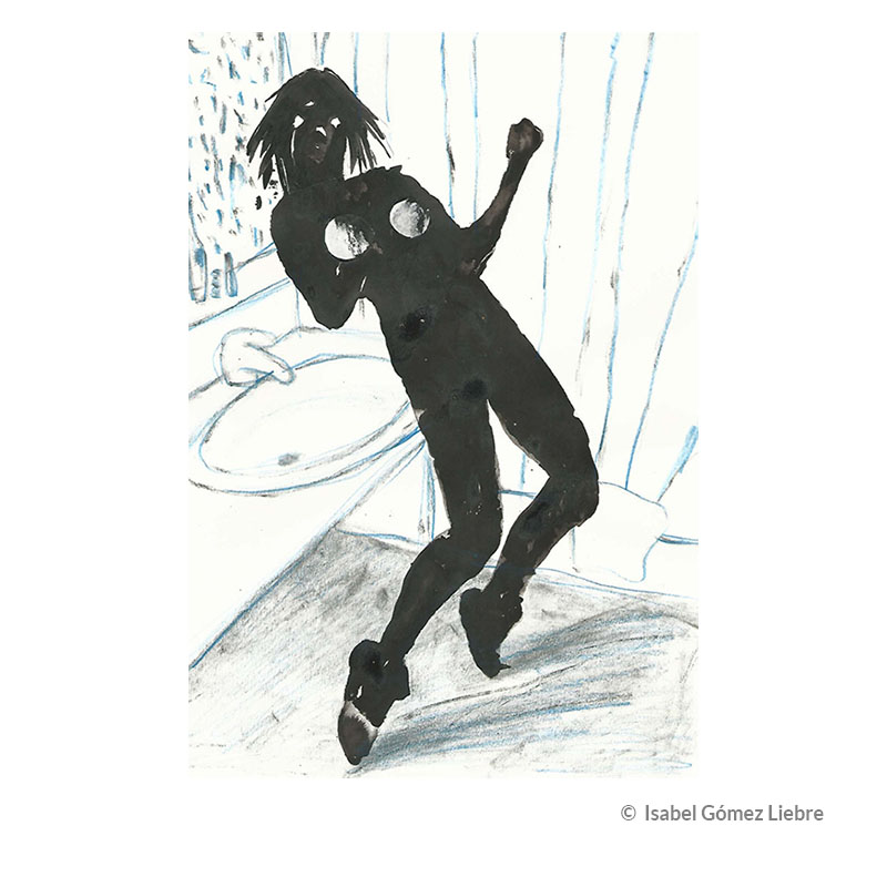 ilustracion de Isabel Gómez Liebre