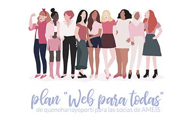 """Plan """"Web para todas"""""""