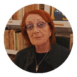 Rosa Regas Socia de honor AMEIS